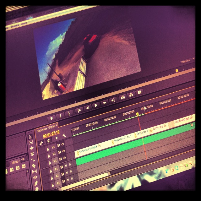 Che cos'è? Un piccola anteprima di un video in arrivo a breve. Stay tuned!